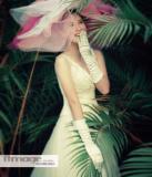 图文-高��夫妇精美婚纱照满溢的幸福根本无需掩盖