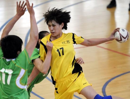 (全国)(1)婚礼手球手球体育冠军杯:北京胜江苏中式女子v全国词图片