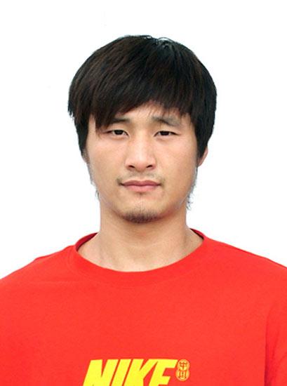 图文-2010年中国男子拳击联赛选手内蒙古王志敏