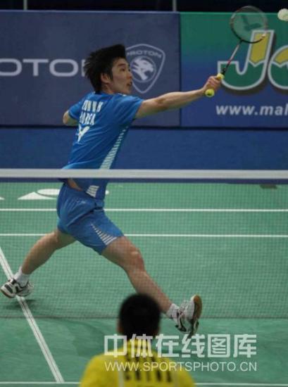 图文-汤杯中国3比0淘汰韩国晋级四强孙完虎不言弃