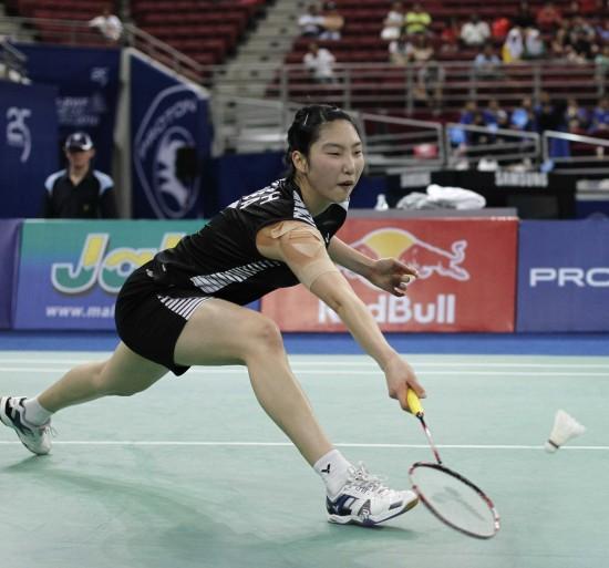 图文-尤杯决赛中国1-3韩国丢冠韩国仅丢女单一分