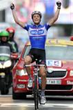 第二赛段冠军沙瓦内尔