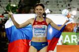 萨维诺娃获800米冠军