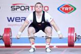 俄罗斯选手卡什里娜打破世界纪录