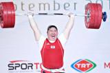 韩国选手获铜牌
