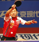 中国选手唐鹏