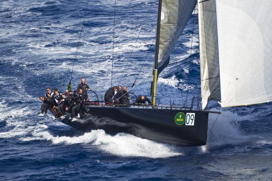 图文-劳力士超级帆船杯第2日 扬帆起航