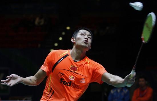 图文-羽球全英赛中国多人进四强 林丹轻取陶菲克图片