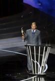 图文-体育教师毕首金获得年度未名人士体育精神奖
