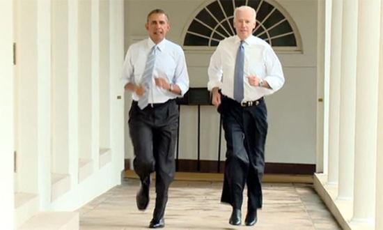 这段广告视频同样发布在白宫网站上。