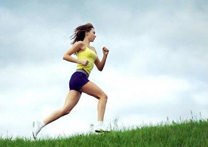 生物学家称跑步有助于改善视力。