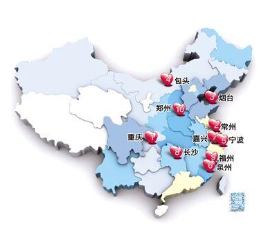 全国10大浪漫城市排行榜出炉,北上广未上榜。