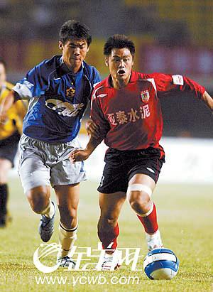 中超联赛诞生第五个冠军长春亚泰历经十一年终问鼎