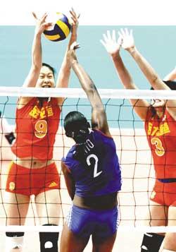 奥运会女排分组抽签结果揭晓中国女排避开三强