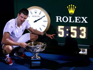 史诗对决小德七连胜纳达尔卫冕澳网连夺三大满贯
