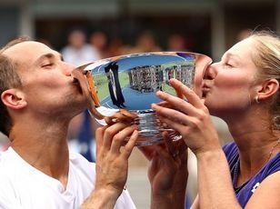 小克终结者救冠军点逆转四号种子首夺美网混双冠军