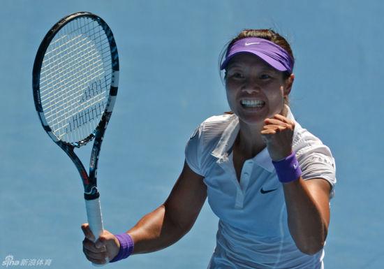 李娜再度冲击澳网女单冠军