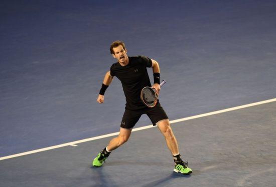 穆雷获胜晋级澳网决赛