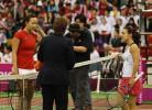 图文-联杯半决赛中国vs西班牙主裁介绍比赛规则