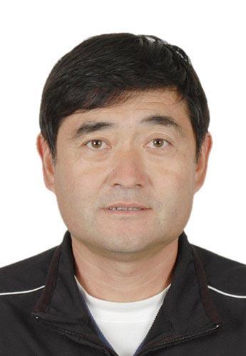 图文-北京奥运中国代表团网球队队员 教练员谢昭