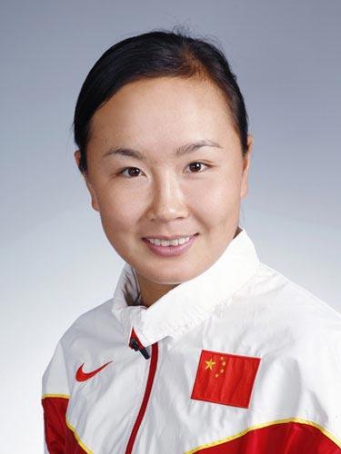 图文-北京奥运中国代表团网球队队员 金花彭帅