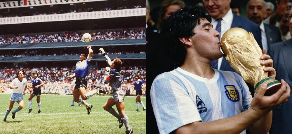 1986年墨西哥世界杯