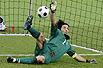 欧洲杯-帕努奇追平布冯拒点球 意大利1-1罗马尼亚