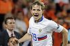 欧洲杯-俄罗斯加时赛疯狂连入2球 3-1淘汰荷兰进4强