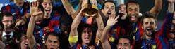 2009年巴塞罗那捧杯