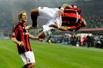 意甲-伊布罗比破门 AC米兰3-0超国米10分
