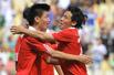 世预赛-国足7-2逆转老挝 杨旭上演帽子戏法