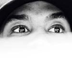 马布里的眼神