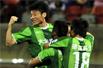 中超杭州2-1客场首胜