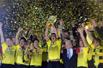 德国杯-多特5-2拜仁夺冠