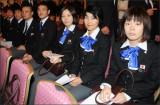 日本队的女棋手们