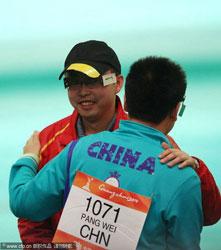 男子50米手枪中国新星逆转韩名将摘金庞伟第五名
