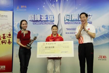 李萍获昆仑山世界纪录奖