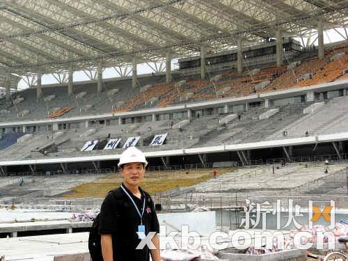 工程师邓明华。