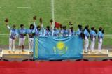 哈萨克斯坦击败中国队夺冠