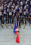 菲律宾代表团入场