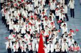 中国香港人数众多
