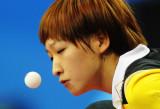 图文-亚运乒乓球中国女团首胜