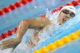图文-中国队夺得男子4X200米自由泳接力冠军