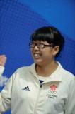 香港选手吴安仪