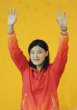 中国选手唐奕