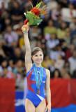 乌兹别克选手加柳林娜