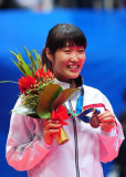 日本选手摘铜牌