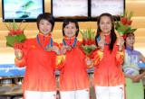 中国选手摘铜