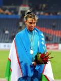 乌兹别克斯坦选手夺银