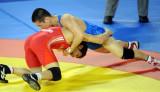 图文-男子自由式55公斤级赛况